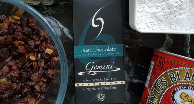 Gemini Chocolate Christmas Pudding Recipe