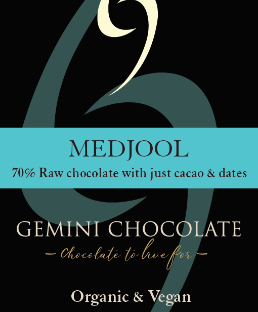 gemini chocolate - Small Bar Medjool