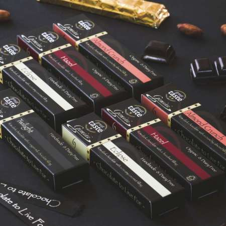 Gemini Small Chocolate Bars
