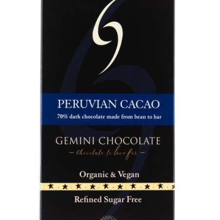 Peruvian Cacao - 70% Roasted Organic Chocolate