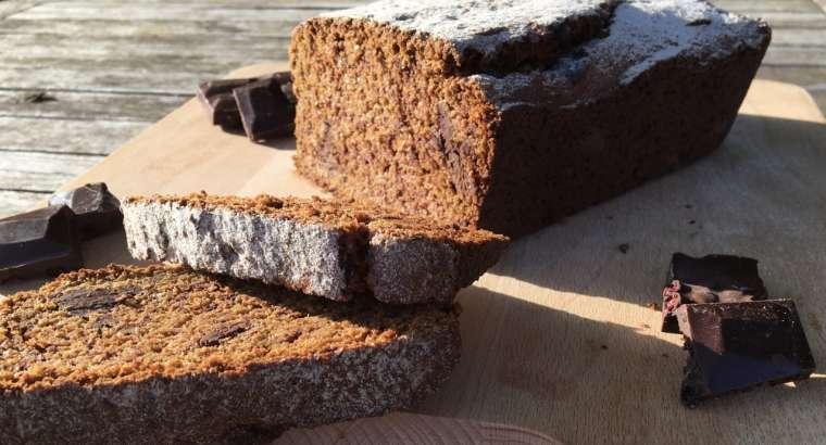 Gemini Chocolate Loaf Cake